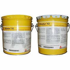 Епоксидна смола низької в'язкості для ін'єкцій Sikadur-52 Injection (A+B) 30 кг.