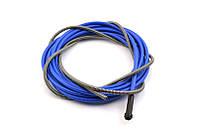 Спираль синяя d-3,0 6,4 L-540мм для проволоки д.2,0-2,4мм (RF 45, ABIMIG 450V, A 405,455 c KZ)