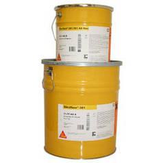 Двокомпонентне покриття на основі поліуретанової смоли Sikafloor-3240 (А+В) 25 кг.