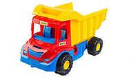 Multi truck игрушка машина вантажівка з конструктором