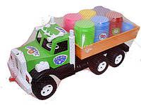 Набір дитячий «Фарго вантажівка з бочонками» арт.3685
