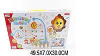 Мобиль 326-FP52 (1450754)   музыкальная игрушка детская ,заводная,в кор 49,5*7*30 см.
