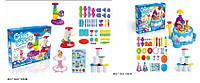 Набор для творчества пластилин 729A-2/-1  Десерты 2 вида, 6 цв, в коробке 40*30*8,5 см.