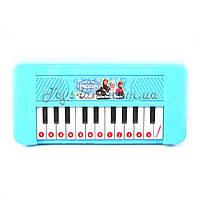 Музыкальный синтезатор детский орган 901-159A в пакете 12,5*15*2,5 см.