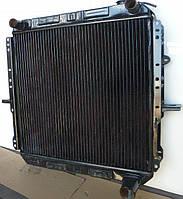 """Радиатор охлаждения двигателя МАЗ 4-х рядный (производство """"Авторадиатор"""") 500АТ-1301010-02"""
