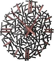 Эксклюзивные настенные часы B&B-06 [Металл, Открытые]