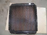 Радиатор охлаждения двигателя КамАЗ-5320 4-х рядный меднопаянный «Авторадиатор»