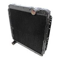 Радиатор охлаждения двигателя КАМАЗ-54115, КАМАЗ-5320  4-х рядный (производство Авторадиатор) 54115-1301010-10