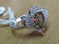 """Хорошенькое кольцо с султанитами """"Клевер"""", размер 18  от студии LadyStyle.Biz, фото 1"""