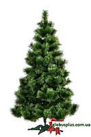 Сосна искусственная натурально - зеленая 2,1 м. макси., фото 1