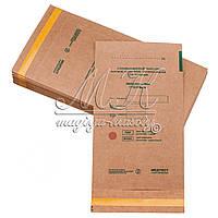 Крафт пакеты МЕДТЕСТ для стерилизации 115*200 ,100 шт/уп