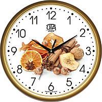 Часы кухонные настенные 300Х300Х45мм [Пластик, Под стеклом] UTA-01-G-67