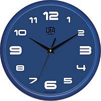 Оригинальные настенные часы 300Х300Х45мм [Пластик, Под стеклом]