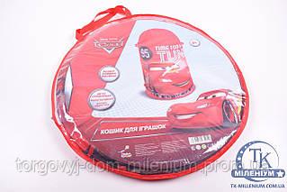 Корзина для игрушек Cars (43/60см.) D-3505
