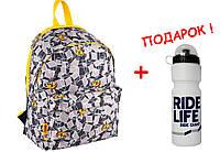 "Рюкзак Adventure Time AT18-1001M, ТМ ""Kite"""