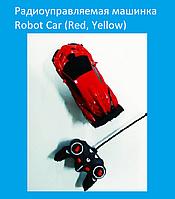 Радиоуправляемая машинка Robot Car (Red, Yellow)!Хит цена