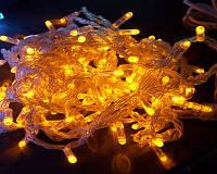 Гирлянда Нить 200 LED Жёлтый