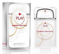 Givenchy Play Summer Vibrations 100 мл Мужская парфюмерия