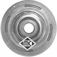 METALCAUCHO 04463 Ременный шкив, коленчатый вал