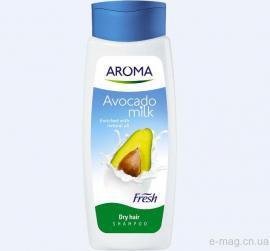 Шампунь Aroma Fresh Shampoo Avocado Milk 400 мл