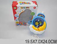 Погремушка-заводная SL81905 (1148387)   музыкальная игрушка детская  ,в коробке 19,5*7*25 см.