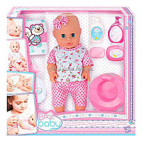 Кукла 32 см.  с набором по уходу; 3+