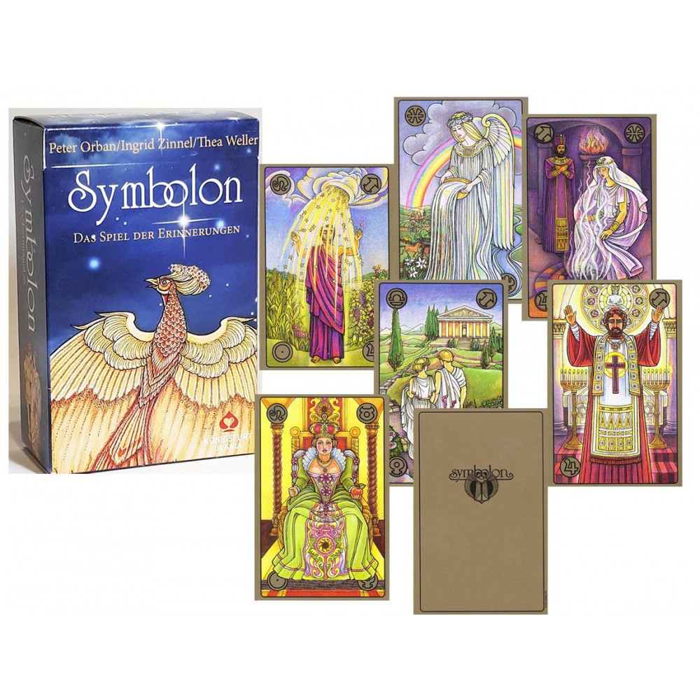 Карты Симболон (Symbolon), оригинал