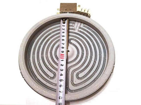 Конфорка для стеклокерамики керамические EGO ø180мм / 1700W / 230V / Германия, фото 2