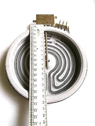 Конфорка для стеклокерамики керамические EGO ø140мм / 1200W / 230V / Германия, фото 2