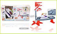 Гладильный набор 2303  утюг,доска,вешалка,плечики, в коробке  43,5*22,5*12  см.
