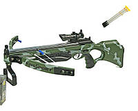 Арбалет игрушечное оружие 35881H  3 стрелы, в коробке 71*12*27 см.