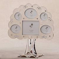 Семейное дерево облачко на 6 фото(22 см) 020-06N
