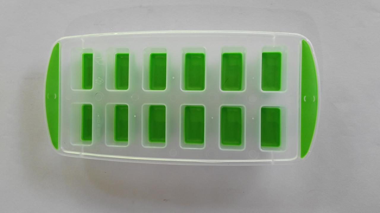 Силиконовая форма для льда и конфет.