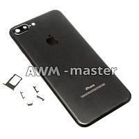 Задняя крышка Apple iPhone 7+ 5,5 Black Matte