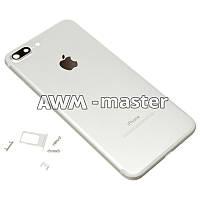 Задняя крышка Apple iPhone 7+ 5,5 Silver