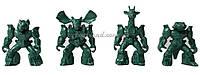 Загін ЗвеРоботов 90-х №2 4 фігурки (колір зелений), арт. 00016/з, Технолог