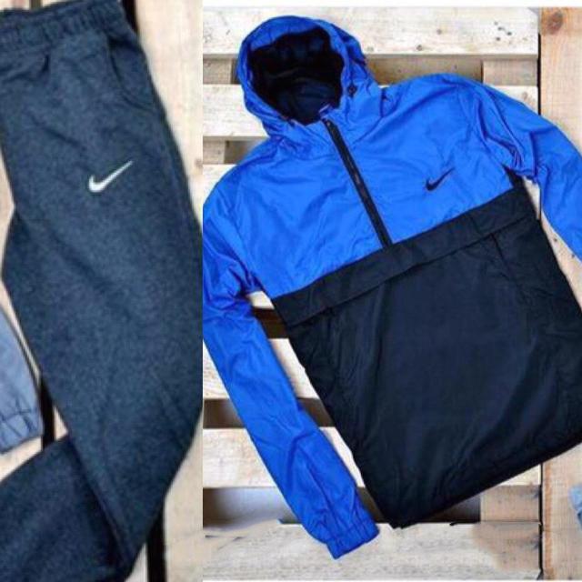 6d68d2c5 Купить Осенний мужской спортивный костюм Nike копия (К19021) [...] в ...