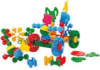 Конструктор Funny blocks (36 елем.), арт. 41830, Wader