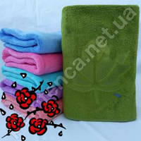 Микрофибра лицевое( метровое) полотенце,100*50 Венгрия