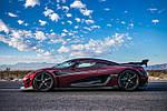 Самые быстрые автомобили мира получают свою красоту на юге Швеции.