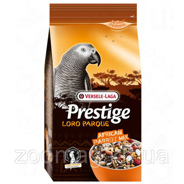 """Зерновая смесь для африканских попугаев """"Prestige Loro Parque African Parrot Mix"""" 1кг, Versele-Laga™"""