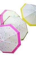 Зонт детский CLG17213 4 вида, в пакете