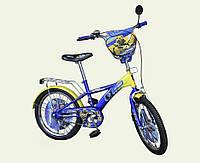 Велосипед детский 2-х колес 20'' 172007  со звонком,зеркалом,без доп.колес
