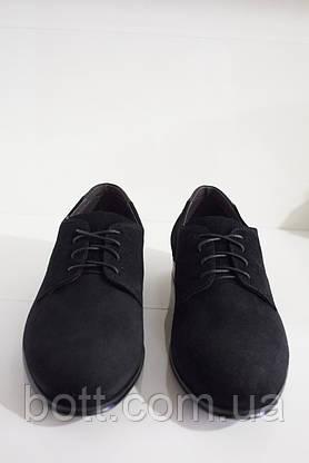 Осенние туфли мужские кожаные, фото 3