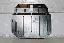 Защита картера двигателя и кпп Hyundai Avante  2007-