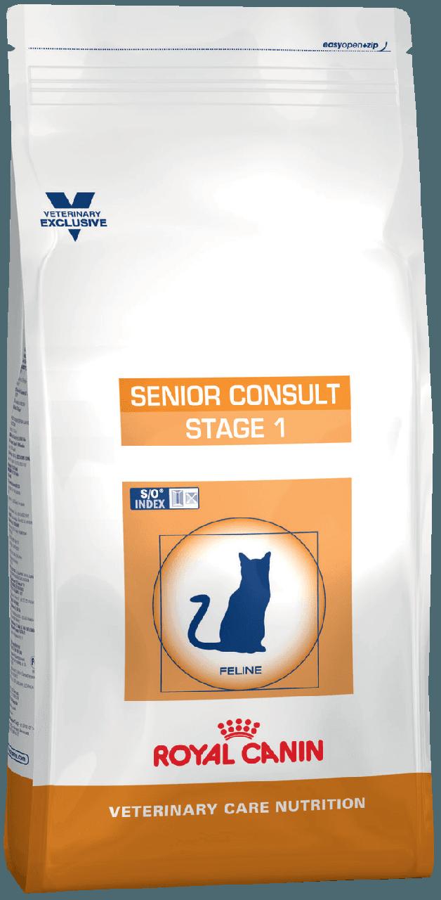 Сухой корм Royal Canin Senior Consult Stage 1 для котов и кошек старше 7 лет 3,5 кг