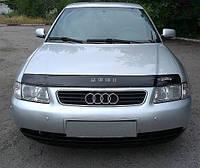Audi A3 Дефлектор капота мухобойка на для AUDI Ауди A3 (8L) 1996-2003