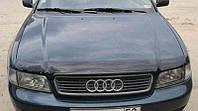 Audi A4 Дефлектор капота мухобойка на для AUDI Ауди A4 (8D, B5) 1994-2001