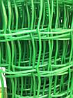 Пластиковая сетка заборная 1 х 20 (50х50мм), фото 3
