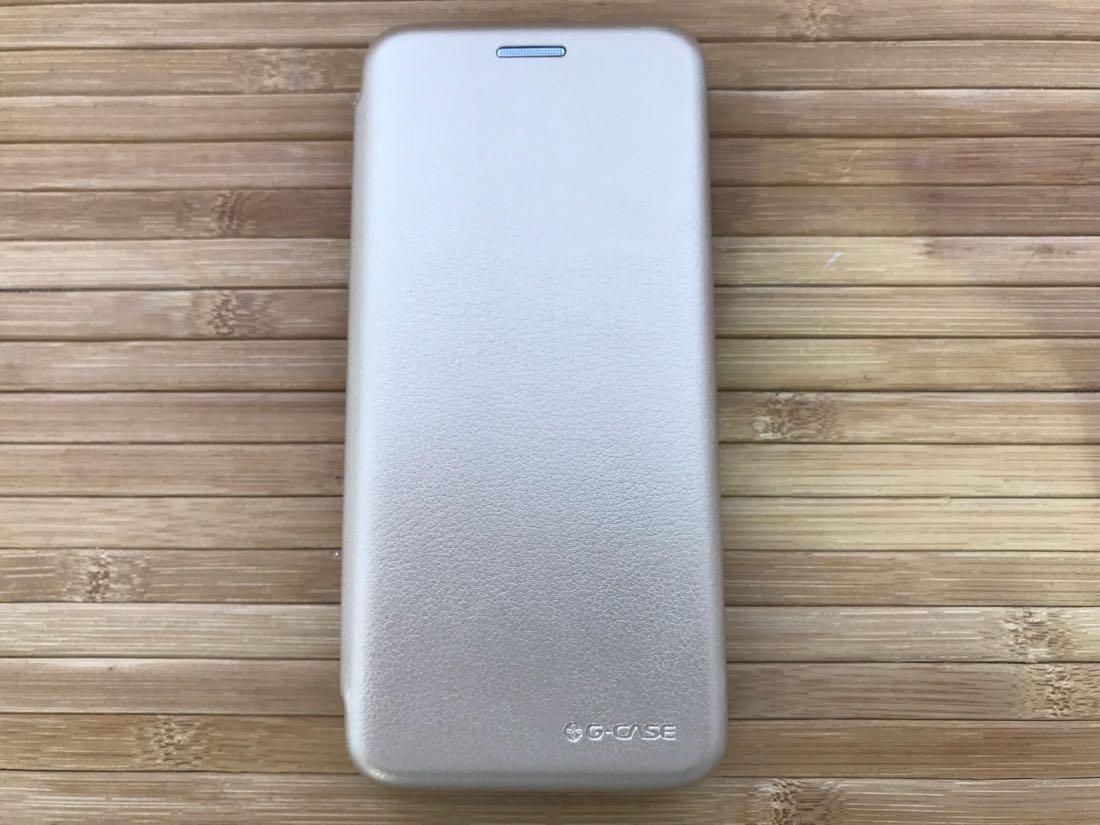 Чехол G-Case Samsung S9 G960 gold